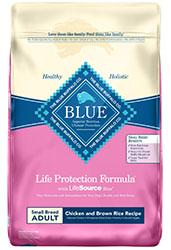 Blue Buffalo Life Protection Formula Small-Breed Adult Dog Food