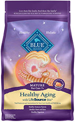 Blue Buffalo for Cats Natural Mature Dry Cat Food