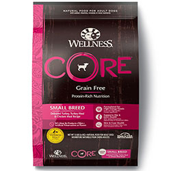 Wellness Core Natural Grain-Free Small Breed Dog Food