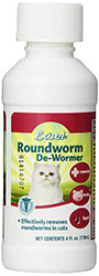 Excel Roundworm Liquid Cat De-Wormer